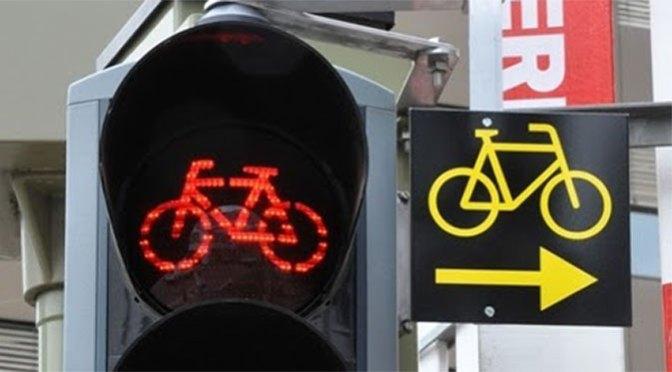 Grünpfeilregelung für den Radverkehr