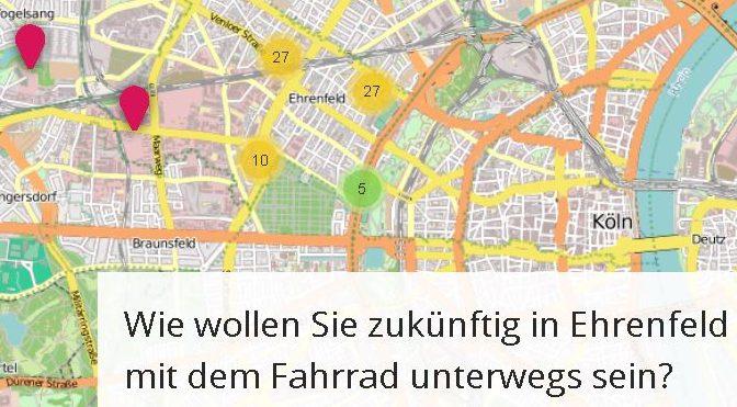 Radverkehrskonzept Köln-Ehrenfeld