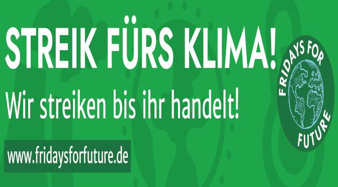 Fridays for Future – 15.03.2019